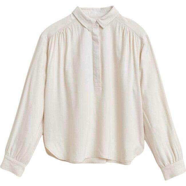 Andie Shirt, Ecru