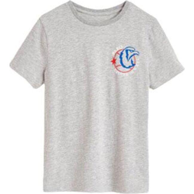 T-Shirt Kenny, Grey