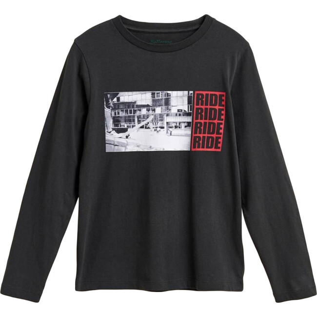 Kenn Ride T-Shirt, Khaki