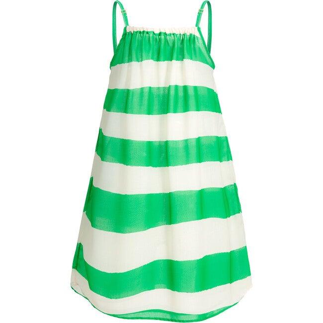 Oli Cover Up Dress, Yellow Positano - Cover-Ups - 1