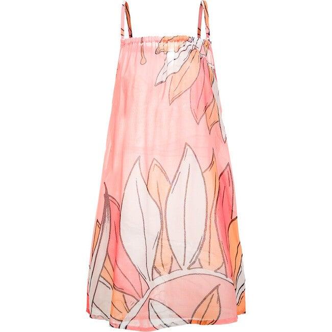Oli Cover Up Dress, Le Fleurs Rose