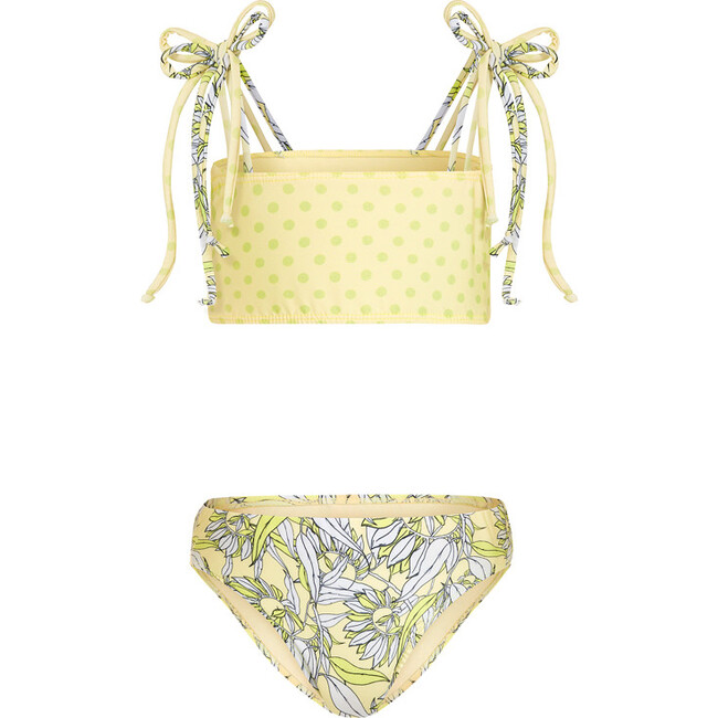 Mila Bikini Le Fleurs Citron Lime