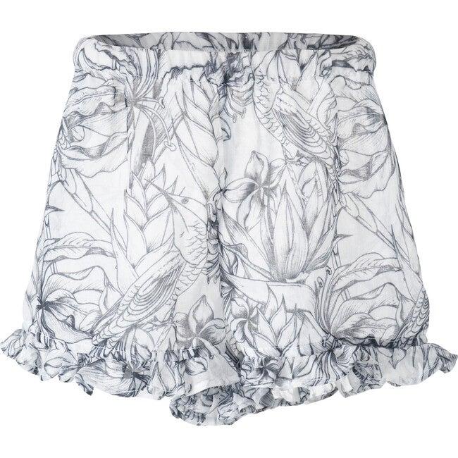 Romina Shorts, White Bird