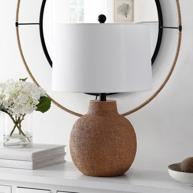 Acer Table Lamp, Terracotta