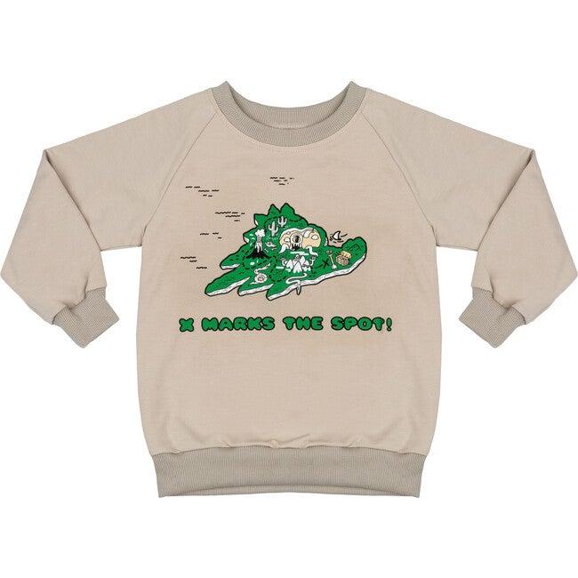 Sweatshirt Treasure Island