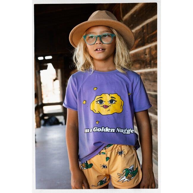 Short Sleeve T-Shirt Golden Nugget