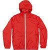 Sam Packable Rain Jacket, Red - Raincoats - 1 - thumbnail