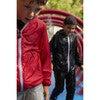 Sam Packable Rain Jacket, Red - Raincoats - 9