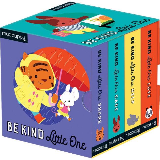 Be Kind Little One Board Book Set