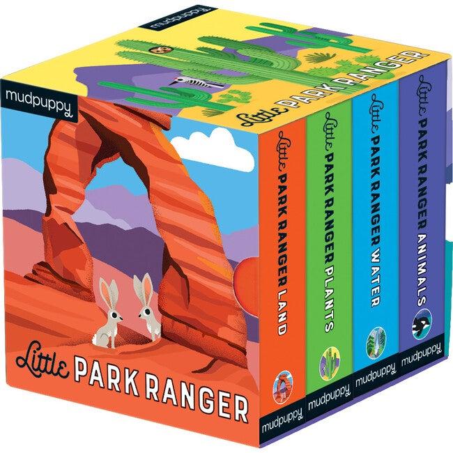 Little Park Ranger Board Book Set