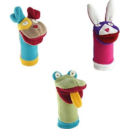 Pets Collections Hand Puppets