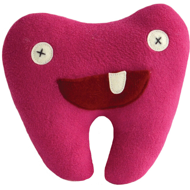 Softy Tooth Fairy Pillow Pal, Pink