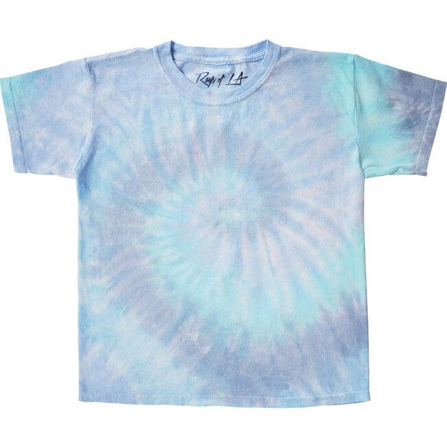 TIE-DYE T-shirt, LA sunset