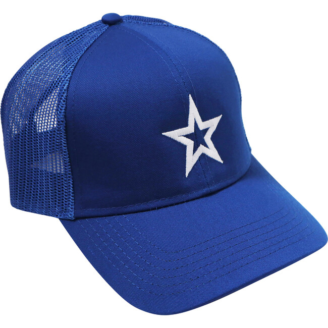 STAR Cap, Azure Blue