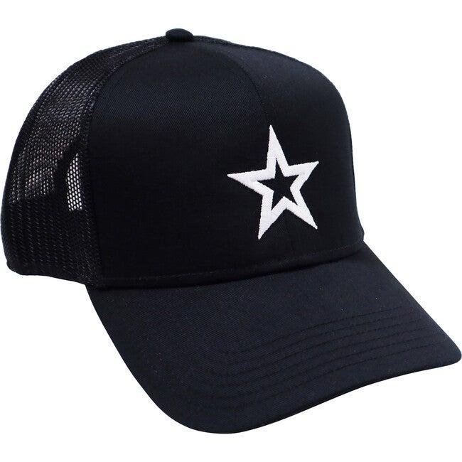 STAR Cap, Midnight Black