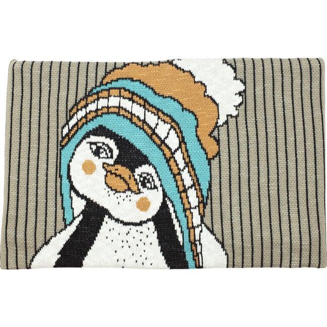 Dancing Penguin Blanket, Multi