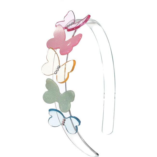 Multi Butterfly Headband