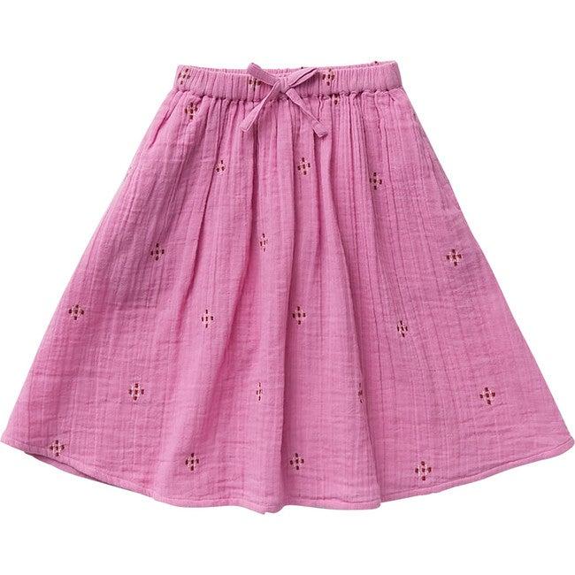 Loretta Skirt, Cyclamen Pink