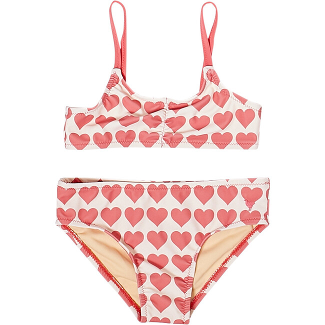 Poppy Bikini, Rupture Rose Hearts