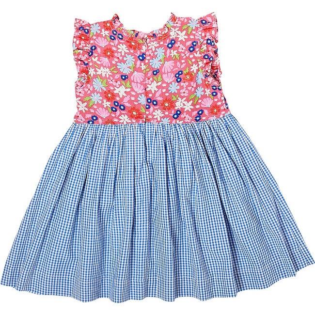 Elliot Dress, Honeysuckle Multi Floral