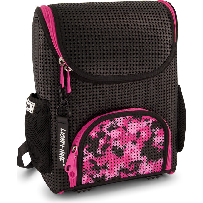 Student Backpack, Pink Camo