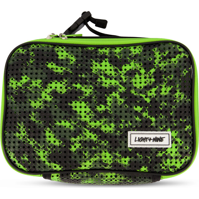 Lunch Tote, Olive Camo