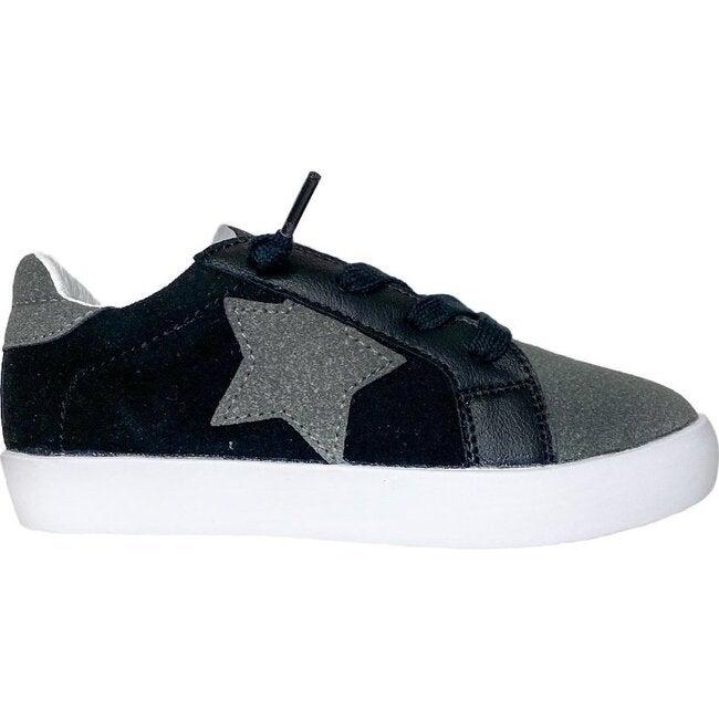 Miles Sneaker, Black
