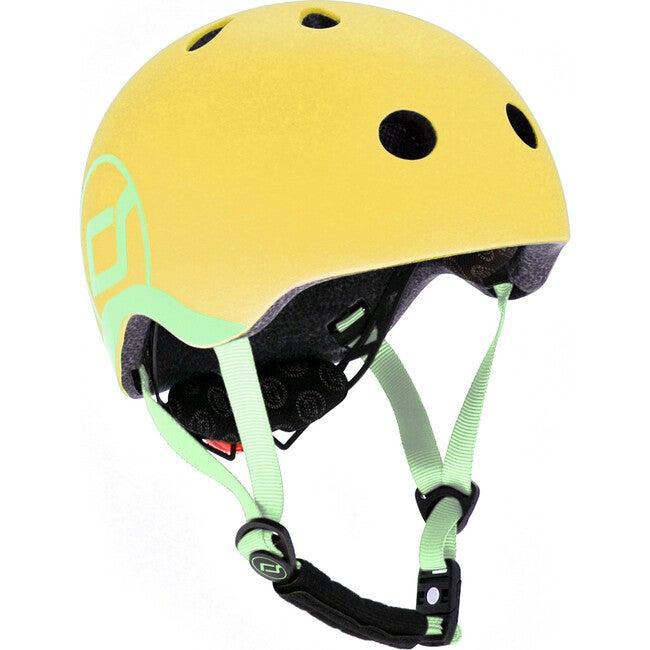 Helmet, Lemon - XXS