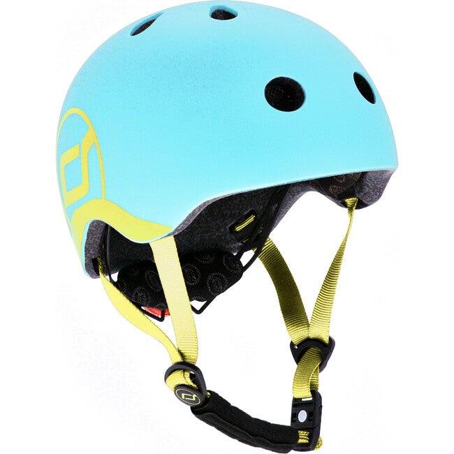 Helmet, Blueberry - XXS