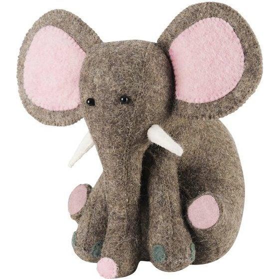 Elephant Door Stop, Pink