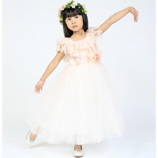 Alta Tierra Dress, Pink