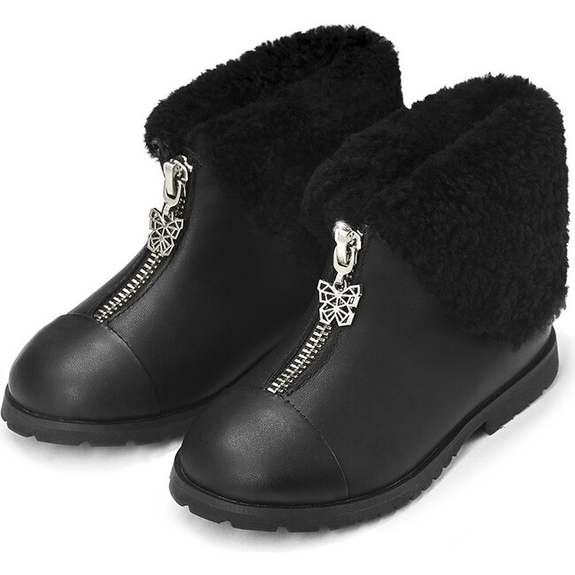 Lucia Boots, Black
