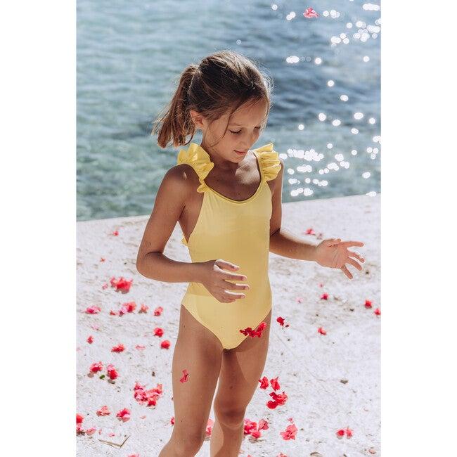 Bora Bora One Piece, Yellow Citron
