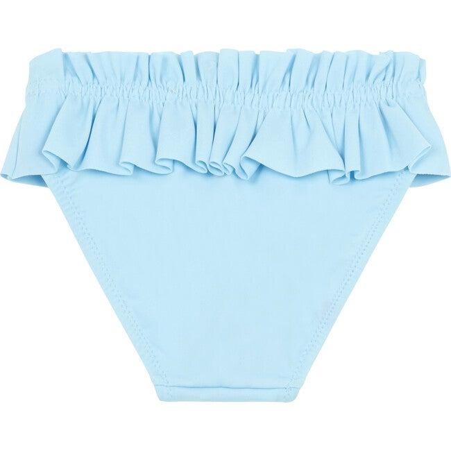 Bora Bora Baby Swim Bottoms, Light Blue