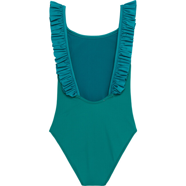Bora Bora One Piece Swimsuit, Jade