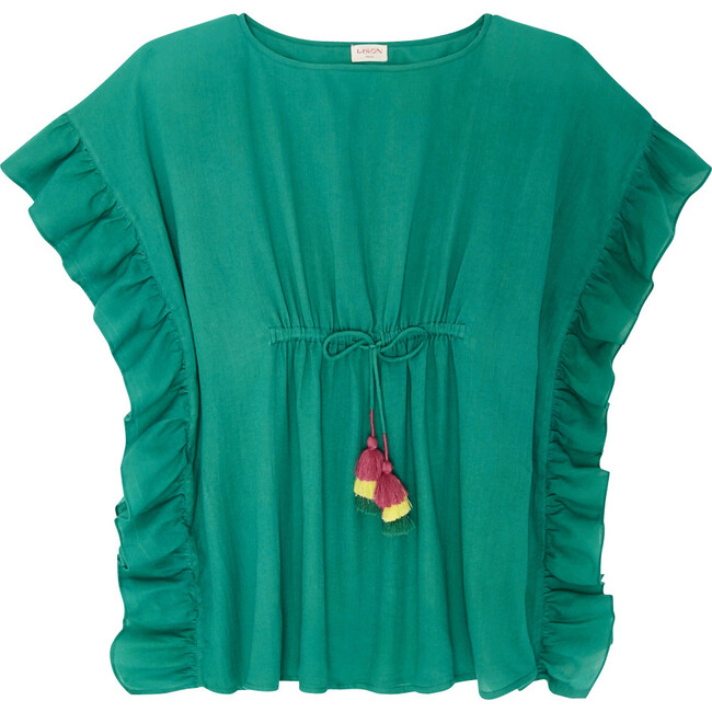 Lea Poncho, Green
