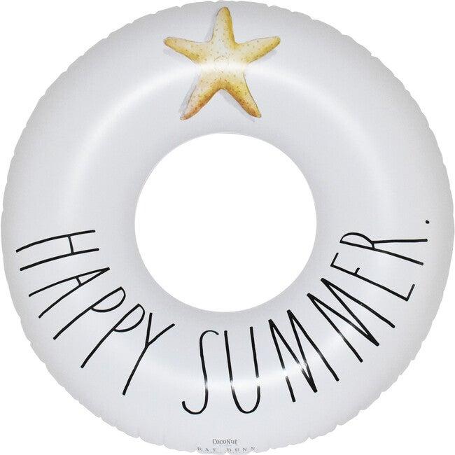 """48"""" Ring Float, Happy Summer."""