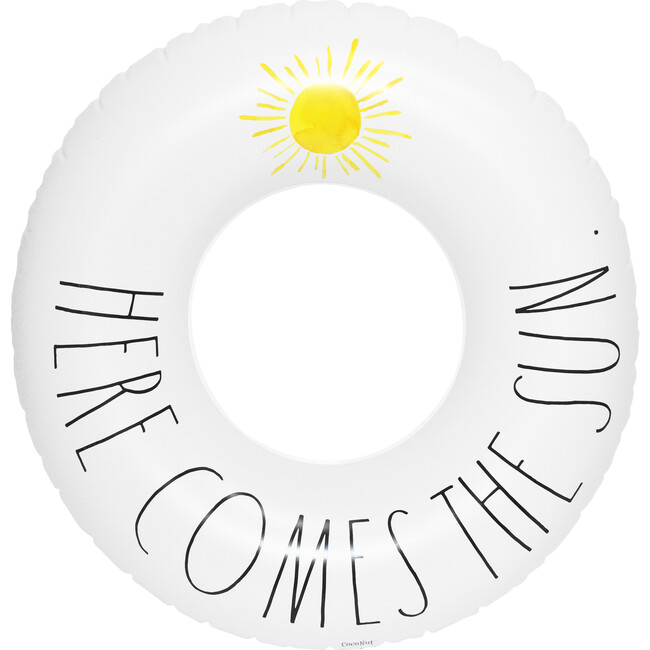 """32"""" Junior Ring Float, Here Comes The Sun."""