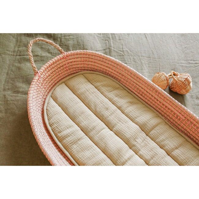 Luxe Organic Cotton Liner, Seafoam