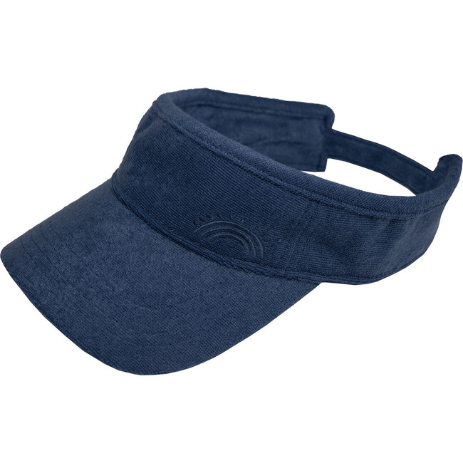 Visor Terry, Azul - Hats - 1