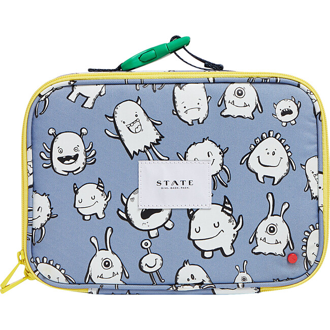 Rodgers Lunch Box, Monsters