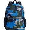 Kane Kids Large Backpack, Travel Camo - Backpacks - 1 - thumbnail