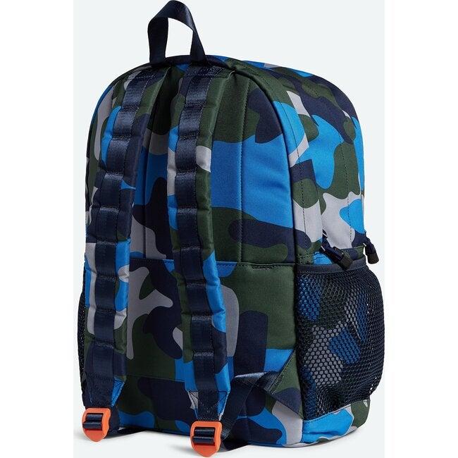 Kane Kids Large Backpack, Travel Camo