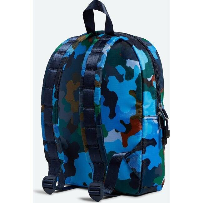 Mini Kane Kids Backpack, Blue Camo Multi