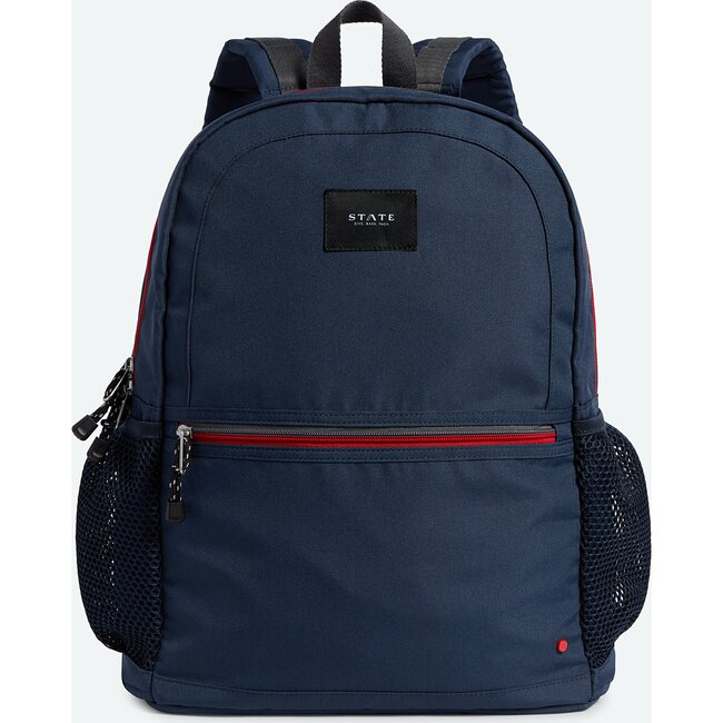 Kane Kids Large Backpack, Navy