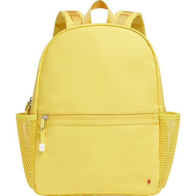 Kane Kids Backpack, Yellow Water Resistant