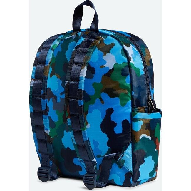 Kane Kids Backpack, Blue Camo Multi