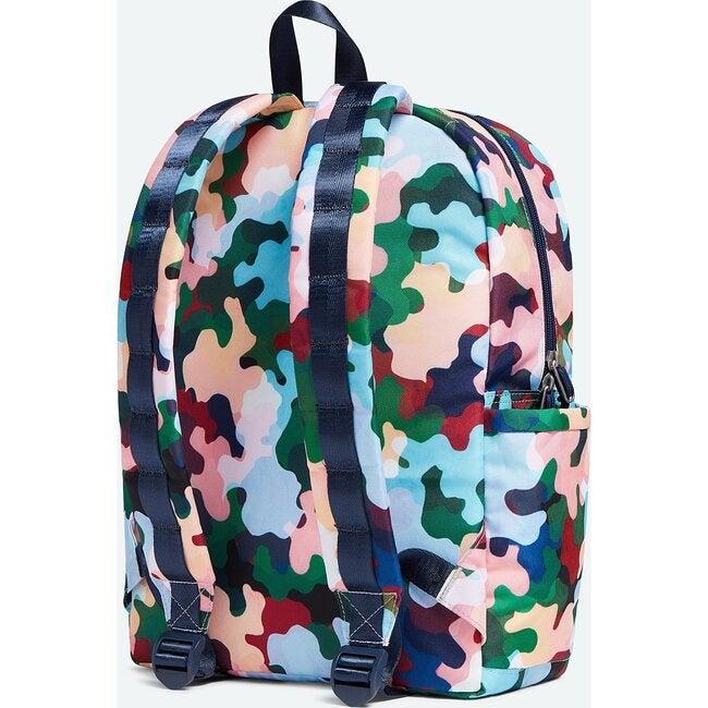 Kane Kids Backpack, Coral Camo Multi