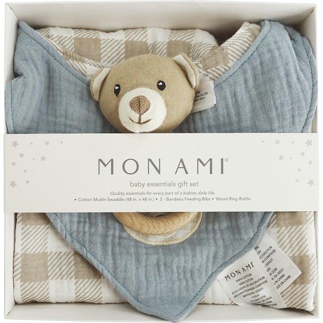Baby Essentials Gift Set, Bear