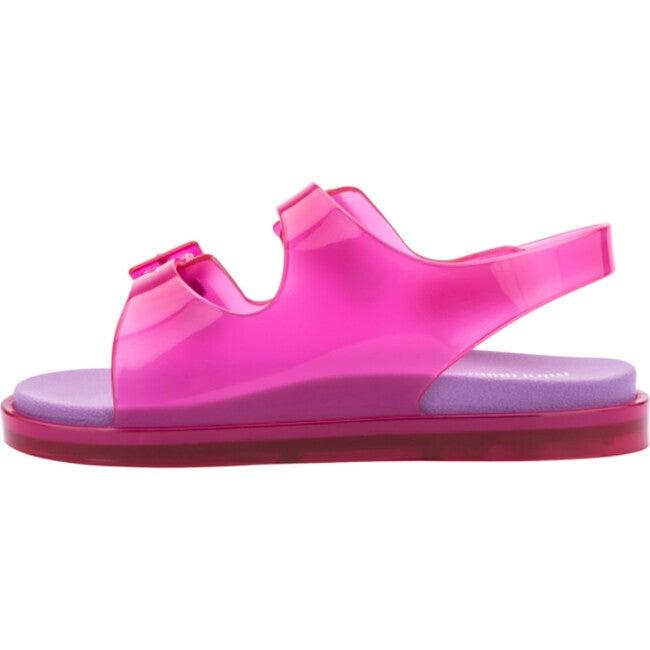 Wide Sandal, BB Pink & Lilac